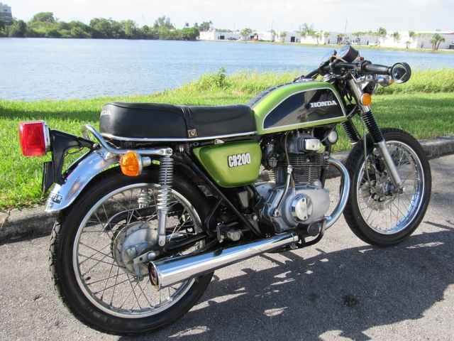1974 Suzuki CB200 CB200 in Dania Beach , Florida 33004