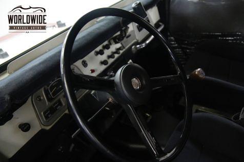 1974 Toyota FJ40 2F ENGINE OFF ROAD SET UP ONE OWNER 30YRS.   Denver, CO   Worldwide Vintage Autos in Denver, CO