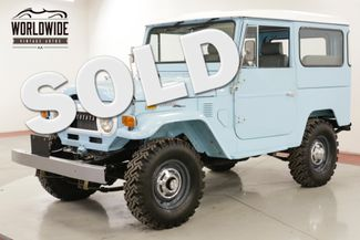 1974 Toyota LAND CRUISER  FJ40 FRAME OFF RESTORATION 2-F MOTOR | Denver, CO | Worldwide Vintage Autos in Denver CO