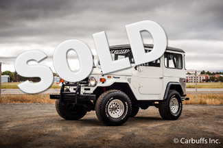 1974 Toyota Land Cruiser FJ40 | Concord, CA | Carbuffs in Concord