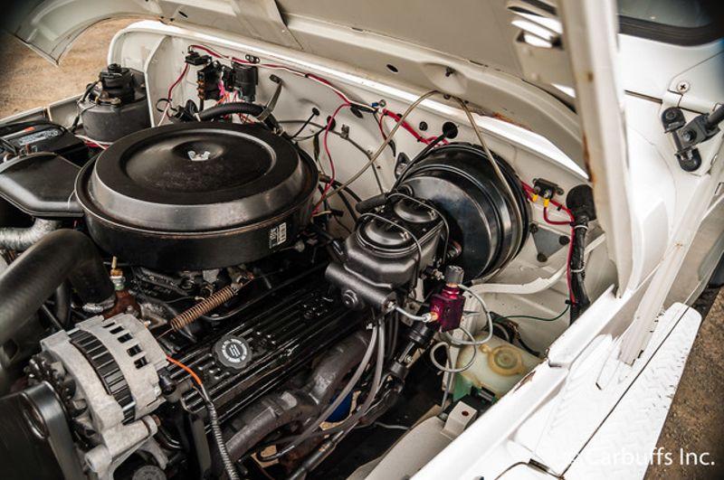 1974 Toyota Land Cruiser FJ40 | Concord, CA | Carbuffs