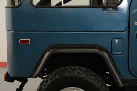 1974 Toyota LAND CRUISER FJ40 RESTORED V8 WINCH AUTO 4x4 CONVERTIBLE  | Denver, CO | Worldwide Vintage Autos in Denver, CO