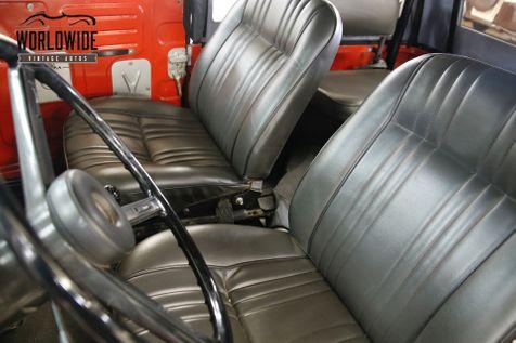 1974 Toyota LAND CRUISER 4X4 ORIGINAL LOW MILES COLLECTOR GRADE | Denver, CO | Worldwide Vintage Autos in Denver, CO
