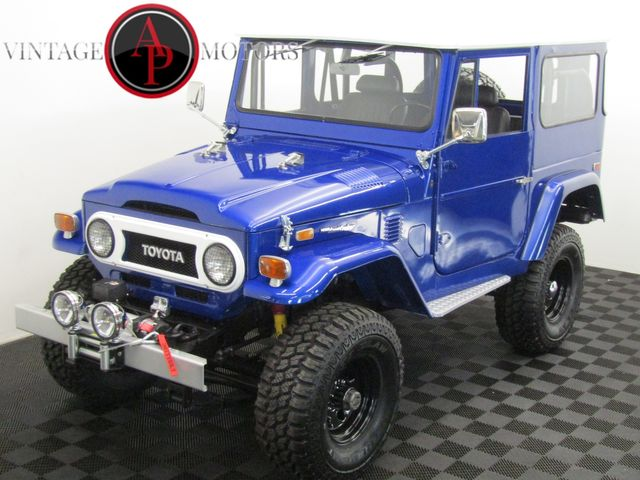 1974 Toyota LAND CRUISER FJ40 V8 DISC RESTORED