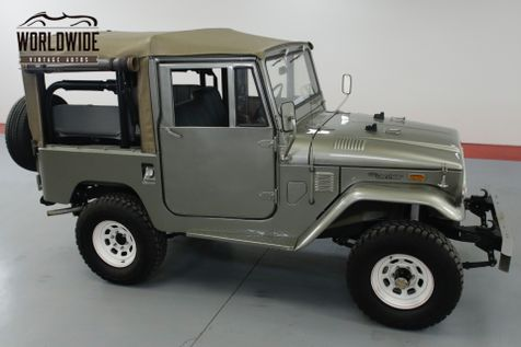 1974 Toyota LAND CRUISER FJ40. FRAME OFF RESTORED. RARE SOFT TOP PB  | Denver, CO | Worldwide Vintage Autos in Denver, CO