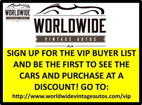 1974 Triumph TR6 CONVERTIBLE COLLECTOR MUST SEE RARE | Denver, CO | Worldwide Vintage Autos in Denver, CO