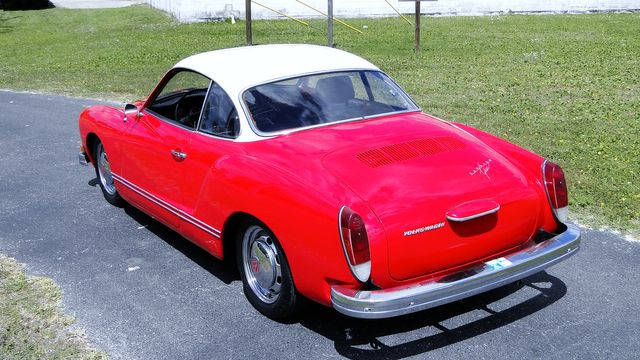 1974 Volkswagen KARMANN GHIA COUPE 4 SPEED Phoenix, Arizona 2