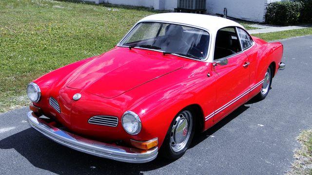 1974 Volkswagen KARMANN GHIA COUPE 4 SPEED Phoenix, Arizona 4
