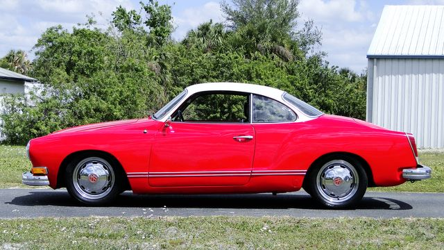 1974 Volkswagen KARMANN GHIA COUPE 4 SPEED Phoenix, Arizona 8