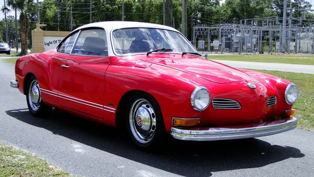 1974 Volkswagen KARMANN GHIA COUPE 4 SPEED Phoenix, Arizona 6