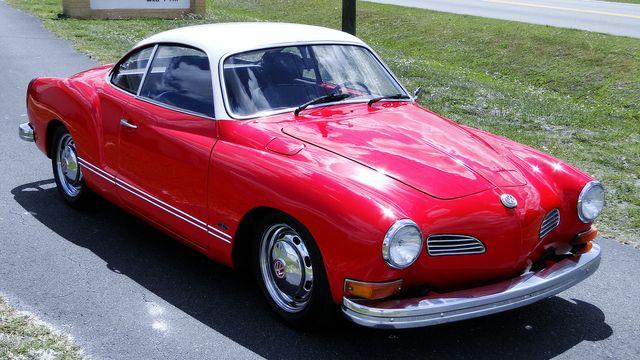 1974 Volkswagen KARMANN GHIA COUPE 4 SPEED Phoenix, Arizona 11