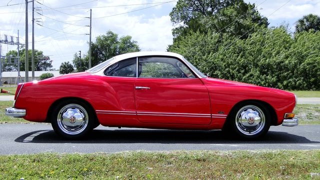 1974 Volkswagen KARMANN GHIA COUPE 4 SPEED Phoenix, Arizona 9