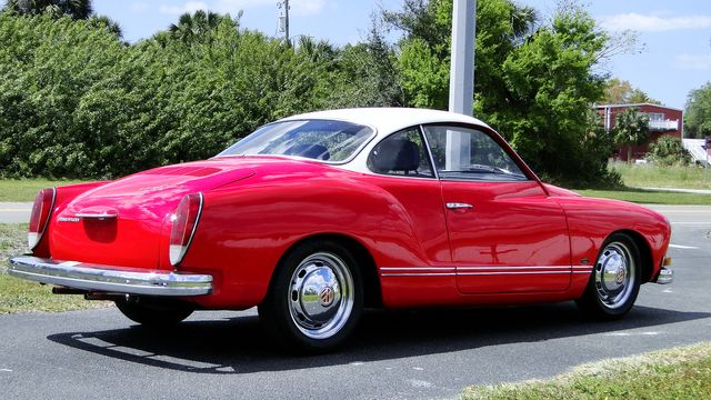 1974 Volkswagen KARMANN GHIA COUPE 4 SPEED Phoenix, Arizona 22