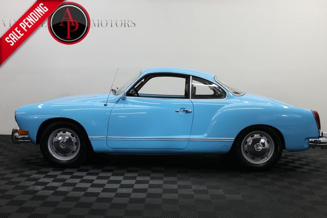 1974 Volkswagen KARMANN GHIA NEW PAINT DISC BRAKES