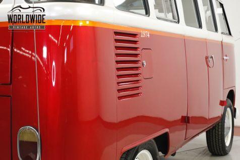 1974 Volkswagen KOMBI SAFARI WINDOWS, LIMO SEATING  | Denver, CO | Worldwide Vintage Autos in Denver, CO
