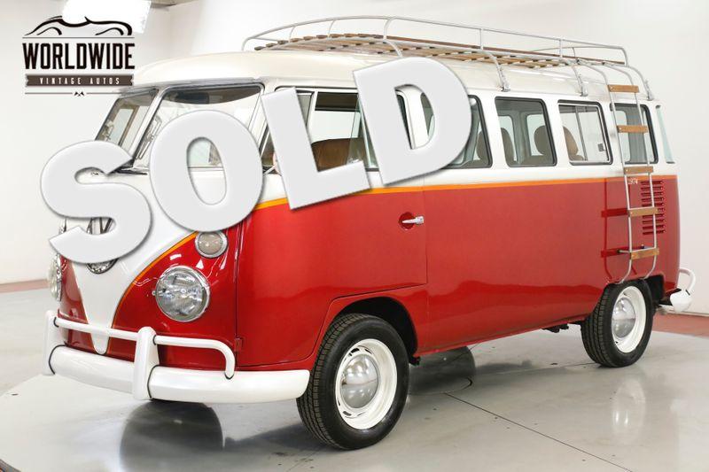 1974 Volkswagen KOMBI SAFARI WINDOWS, LIMO SEATING  | Denver, CO | Worldwide Vintage Autos