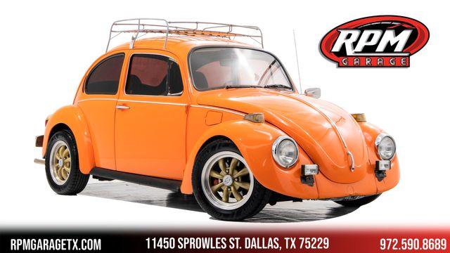 1974 Volkswagen Super Beetle Custom in Dallas, TX 75229