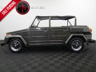 1974 Volkswagen THING RESTORED CONVERTIBLE in Statesville, NC 28677