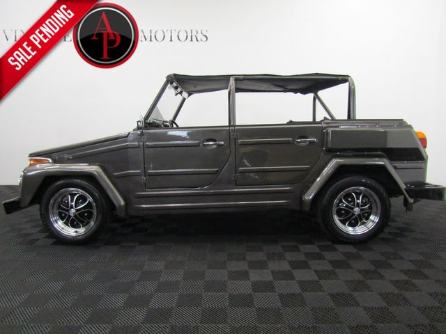 1974 Volkswagen THING RESTORED CONVERTIBLE