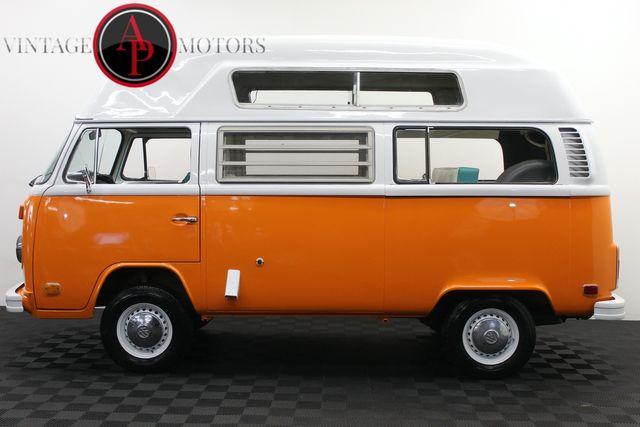 1974 Volkswagen BUS RARE HIGH TOP BAY WINDOW CAMPER