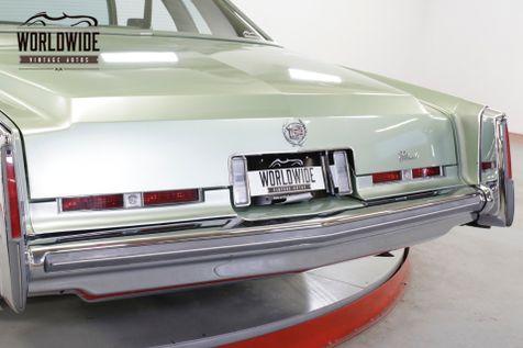 1975 Cadillac ELDORADO 7,974 ORIGINAL MILES! 500 V8 AUTO COLLECTOR | Denver, CO | Worldwide Vintage Autos in Denver, CO