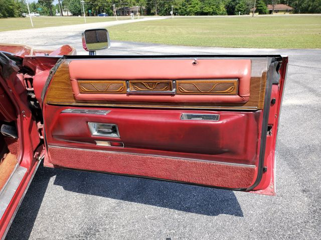 1975 Cadillac El Dorado Convertible in Hope Mills, NC 28348
