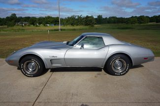 1975 Chevrolet Corvette Blanchard, Oklahoma 1