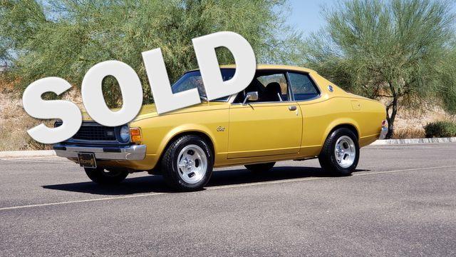 1975 Dodge COLT SPORT COUPE 1 OWNER OVER 40YRS! Phoenix, Arizona