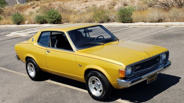 1975 Dodge COLT SPORT COUPE 1 OWNER OVER 40YRS! Phoenix, Arizona 24
