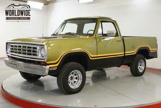 1975 Dodge POWER WAGON in Denver CO