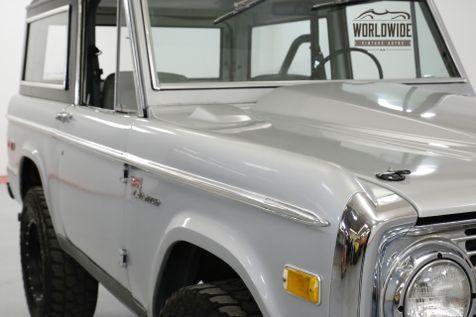 1975 Ford BRONCO 351W V8! 4X4 SPORT TRIM PS FRONT DISC BRAKES | Denver, CO | Worldwide Vintage Autos in Denver, CO