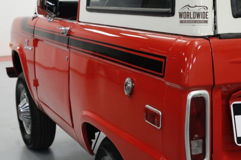 1975 Ford BRONCO RESTORED! UNCUT BRONCO. 302 V8! PS. PB. | Denver, CO | Worldwide Vintage Autos in Denver, CO