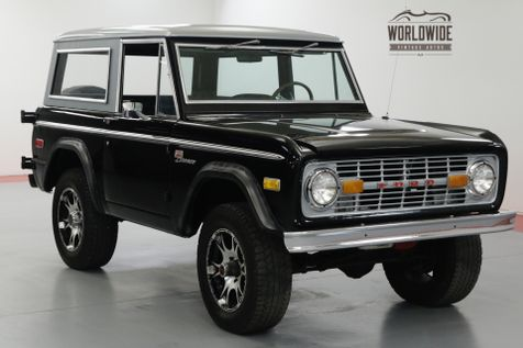 1975 Ford BRONCO  SPORT 4x4 CONVERTIBLE. LOW MILES. V8! AUTO! | Denver, CO | Worldwide Vintage Autos in Denver, CO