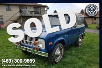 1975 Ford Bronco SURVIVOR ONLY 18,977 MILES!!! in Rowlett