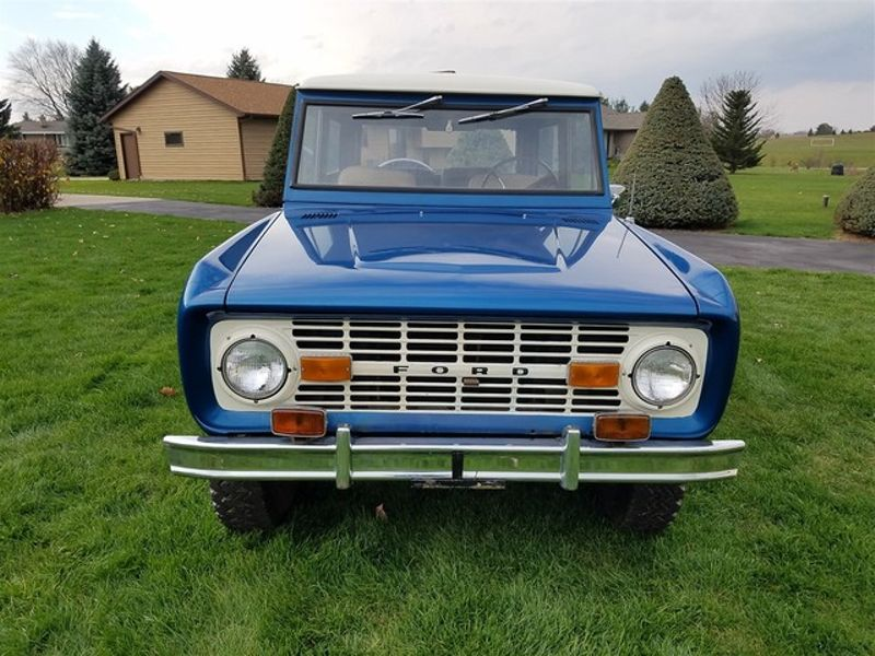1975 Ford Bronco SURVIVOR ONLY 18,977 MILES!!! in Rowlett, Texas