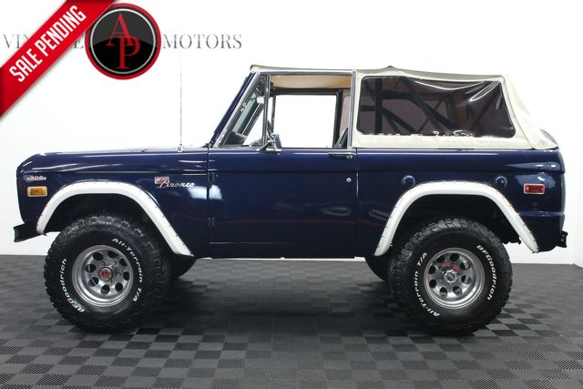 1975 Ford BRONCO SOFT TOP ROLL CAGE 302 V8
