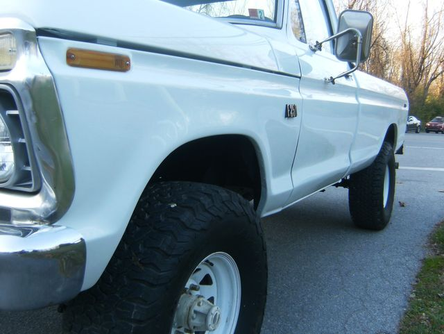 1975 Ford F-250 4x4 HighBoy Ranger in West Chester, PA 19382