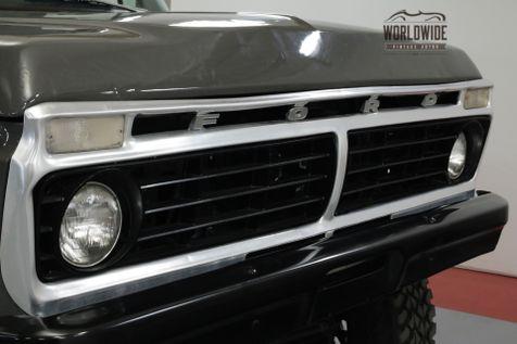 1975 Ford F250 HIGHBOY RESTORED CUSTOM WHEELS 460 BIG BLOCK    Denver, CO   Worldwide Vintage Autos in Denver, CO