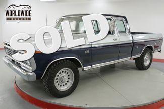 1975 Ford F250  RARE SUPERCAB SHORT BED AC PS PB AZ TRUCK | Denver, CO | Worldwide Vintage Autos in Denver CO
