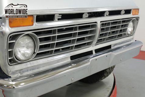1975 Ford F250  RARE SUPERCAB SHORT BED AC PS PB AZ TRUCK | Denver, CO | Worldwide Vintage Autos in Denver, CO