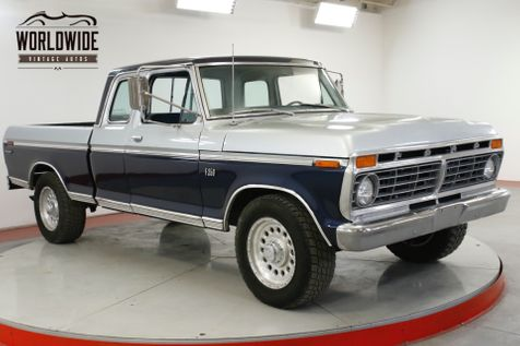 1975 Ford F250 PS PB 390 V8 AIR CONDITIONING | Denver, CO | Worldwide Vintage Autos in Denver, CO