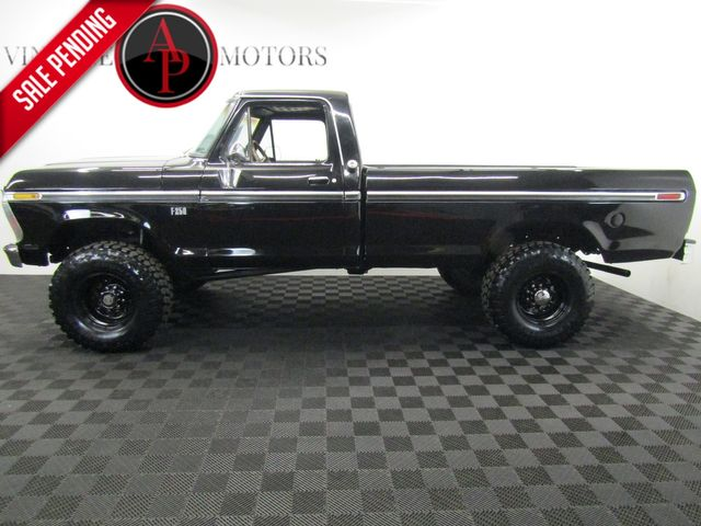 1975 Ford F250 HI BOY V8 4X4