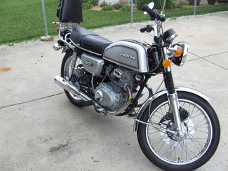 1975 Honda CB 200T  | Mokena, Illinois | Classic Cars America LLC in Mokena Illinois