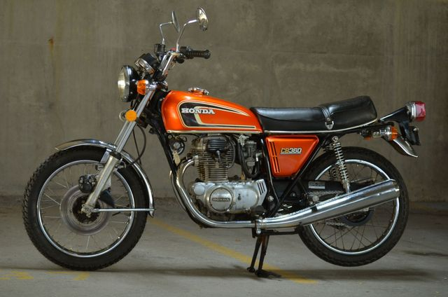 1975 Honda CB360T Menasha, Wisconsin