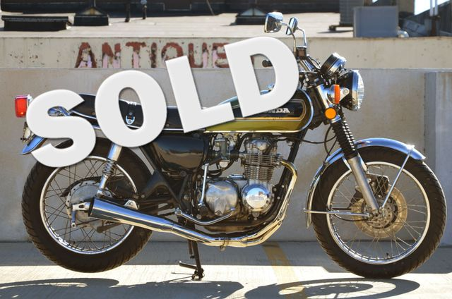 1975 Honda CB550K FOUR Menasha, Wisconsin