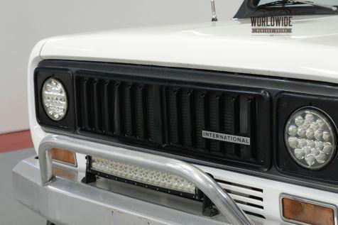 1975 International SCOUT CUSTOM RESTORATION V8 PS PB 4x4 CONVERTIBLE!  | Denver, CO | Worldwide Vintage Autos in Denver, CO