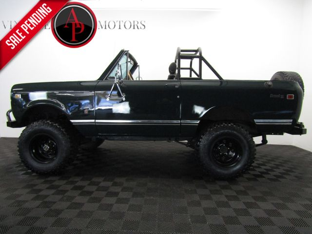 1975 International Scout V8 LIFTED AUTO
