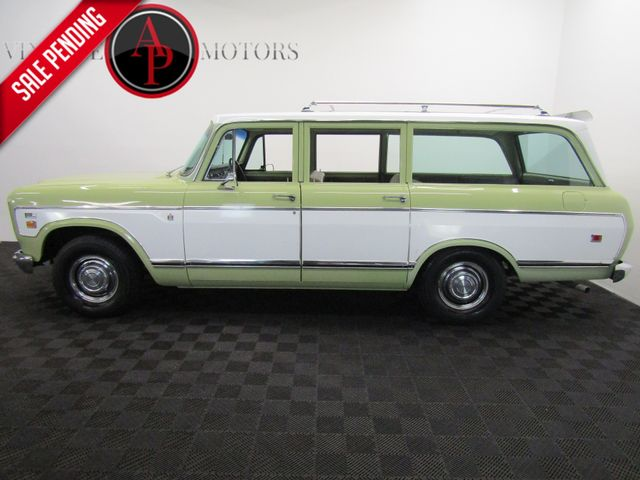 1975 International TRAVELALL 392 V8 AUTO DISC AC 41K