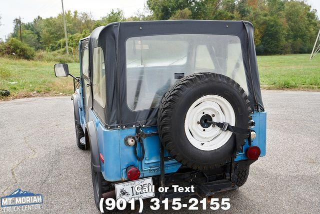 1975 Jeep CJ-5 in Memphis, Tennessee 38115