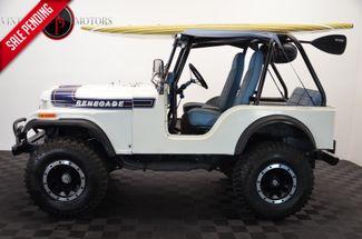 1975 Jeep CJ5 FRAME OFF RESTO V8 BEACH TRUCK in Statesville NC, 28677